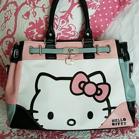 a8db8ddee Hello Kitty Handbags - Hello Kitty purse by Bradford Exchange
